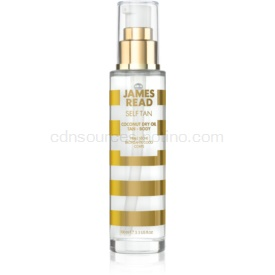 James Read Self Tan samoopaľovací suchý olej odtieň Light/Medium 100 ml
