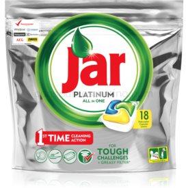 Jar All in One Platinum kapsuly do umývačky 18 ks