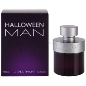 Jesus Del Pozo Halloween Man toaletná voda pre mužov 75 ml