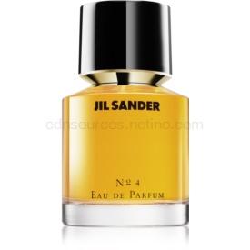 Jil Sander N° 4 parfumovaná voda pre ženy 50 ml