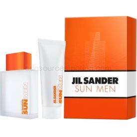 Jil Sander Sun Men darčeková sada pre mužov