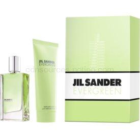 Jil Sander Evergreen darčeková sada IV. pre ženy