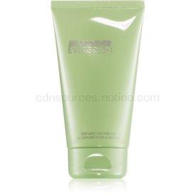 Jil Sander Evergreen sprchový gél pre ženy 150 ml