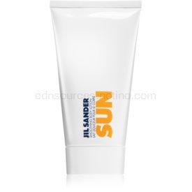 Jil Sander Sun telové mlieko pre ženy 150 ml