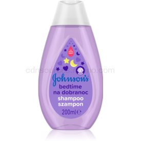Johnson's Baby Wash and Bath ošetrujúci šampón pre deti 200 ml