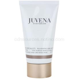 Juvena Specialists ochranný krém na ruky a nechty SPF 15 75 ml