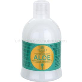 Kallos KJMN obnovujúci šampón s aloe vera 1000 ml