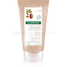 Klorane Cupuaçu Fleur de Cupuacu intenzívne vyživujúci sprchový krém 75 ml