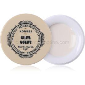 Korres Guava ošetrujúce maslo na pery 6 g