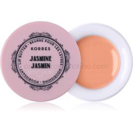 Korres Jasmine ošetrujúce maslo na pery 6 g