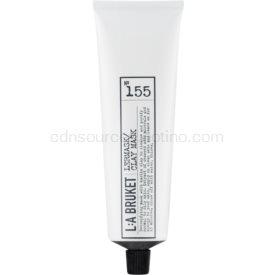 L:A Bruket Face detoxikačná pleťová maska pre normálnu až mastnú pleť 100 ml