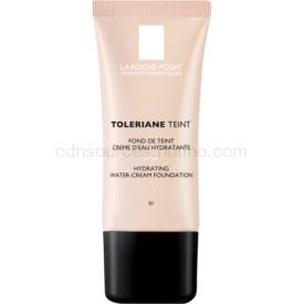 La Roche-Posay Toleriane Teint hydratačný krémový make-up pre normálnu až suchú pleť odtieň 01 Ivory SPF 20 30 ml