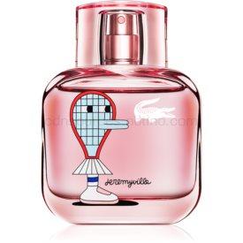 Lacoste Eau de Lacoste L.12.12 Pour Elle Sparkling x Jeremyville toaletná voda pre ženy 50 ml
