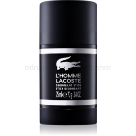 Lacoste L'Homme Lacoste deostick pre mužov 75 ml
