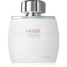 Lalique White toaletná voda pre mužov 75 ml