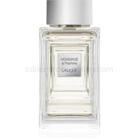 Lalique Hommage À L'Homme Hommage A L'Homme toaletná voda pre mužov 50 ml