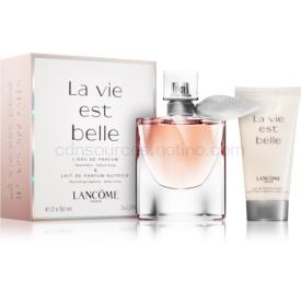 Lancôme La Vie Est Belle darčeková sada III. parfémovaná voda 50 ml + telové mlieko 50 ml