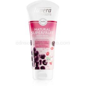 Lavera Natural Superfruit jemný sprchový krém 200 ml