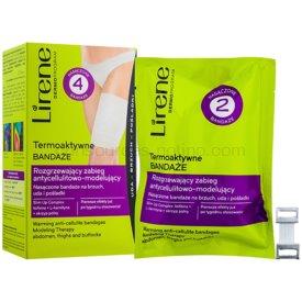 Lirene Anti-Cellulite termoaktívne bandáže proti celulitíde 4 ks