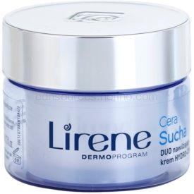 Lirene Dry Skin hydratačný pleťový krém 24h 50 ml