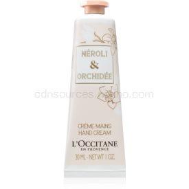 L'Occitane Neroli & Orchidée krém na ruky pre ženy 30 ml