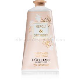 L'Occitane Neroli & Orchidée krém na ruky 75 ml