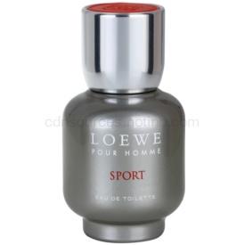 Loewe Loewe Pour Homme Sport toaletná voda pre mužov 100 ml