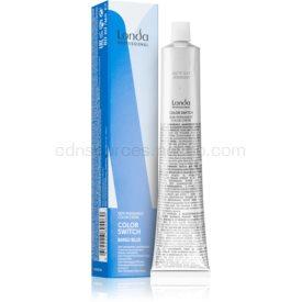 Londa Professional Color Switch semi-permanentná farba bez amoniaku BANG! BLUE 80 ml
