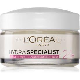 L'Oréal Paris Hydra Specialist denný hydratačný krém pre citlivú a suchú pleť 50 ml