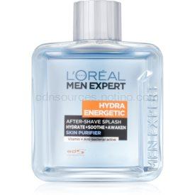 L'Oréal Paris Men Expert Hydra Energetic voda po holení Skin Purifier 100 ml