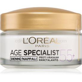 L'Oréal Paris Age Specialist 55+ denný krém proti vráskam 50 ml
