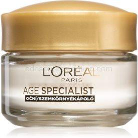 L'Oréal Paris Age Specialist 55+ očný krém proti vráskam 15 ml
