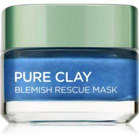 L'Oréal Paris Pure Clay maska proti čiernym bodkám 50 ml