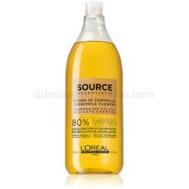 L'Oréal Professionnel Source Essentielle Calendula Flowers & Chamomile Flowers jemný šampón na vlasy 1500 ml