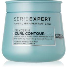 L'Oréal Professionnel Serie Expert Curl Contour maska na vlasy pre vlnité vlasy 250 ml