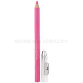 Makeup Revolution Hypocrisy Eyeliner ceruzka na oči a pery so strúhatkom odtieň Crime 1,09 g