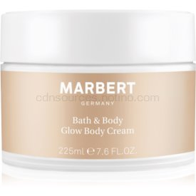 Marbert Bath & Body Glow trblietavý krém na telo 225 ml