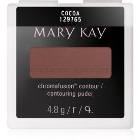 Mary Kay Chromafusion™ kontúrovací púder odtieň Cocoa 4,8 g
