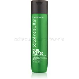 Matrix Total Results Curl Please šampón pre vlnité vlasy 300 ml