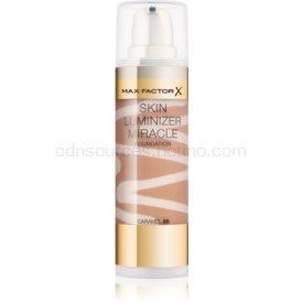 Max Factor Skin Luminizer Miracle rozjasňujúci make-up odtieň 85 caramel 30 ml