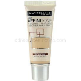 Maybelline Affinitone hydratačný make-up odtieň 03 Light Sand Beige 30 ml