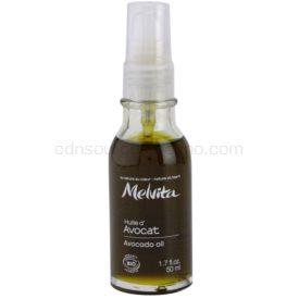Melvita Huiles de Beauté Avocat vyhladzujúci olej na očné okolie a pleť 50 ml