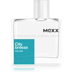 Mexx City Breeze toaletná voda pre mužov 50 ml