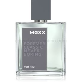 Mexx Forever Classic Never Boring for Him toaletná voda pre mužov 50 ml