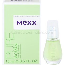 Mexx Pure for Woman toaletná voda pre ženy 15 ml