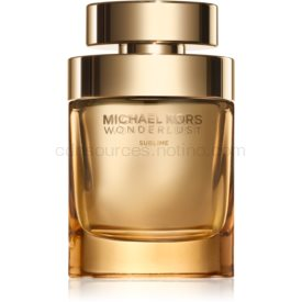 Michael Kors Wonderlust Sublime parfumovaná voda pre ženy 100 ml