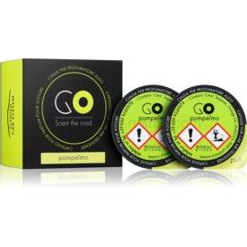 Millefiori GO Pompelmo vôňa do auta 2 ks náhradná náplň