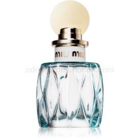 Miu Miu L'Eau Bleue parfumovaná voda pre ženy 50 ml