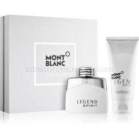 Montblanc Legend Spirit darčeková sada III. toaletná voda 50 ml + balzam po holení 100 ml
