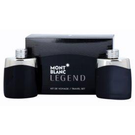 Montblanc Legend darčeková sada IX. toaletná voda 100 ml + voda po holení 100 ml